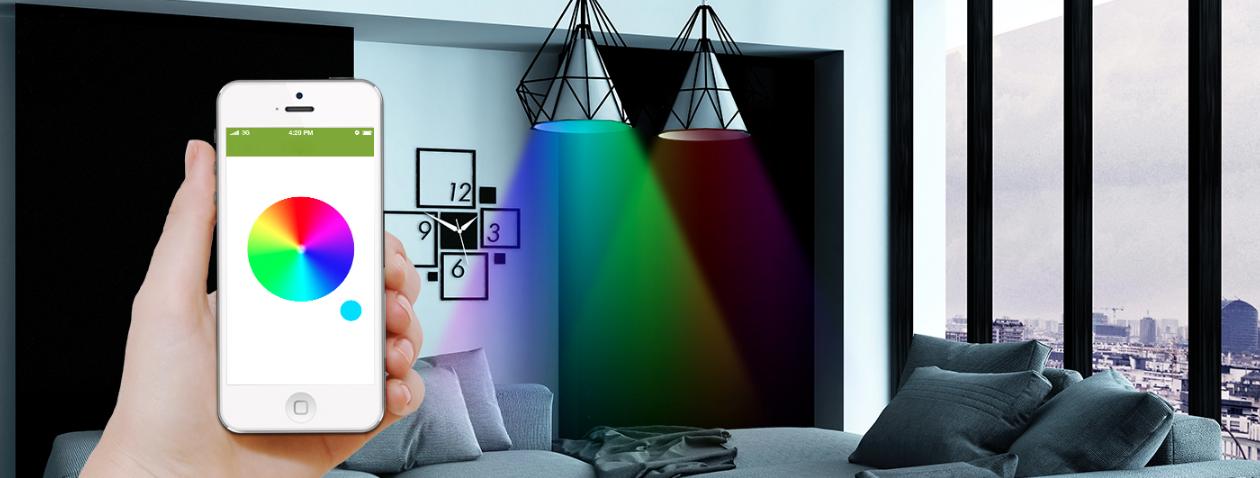 Smart Light, Smart Switch, Smart Lighting Control