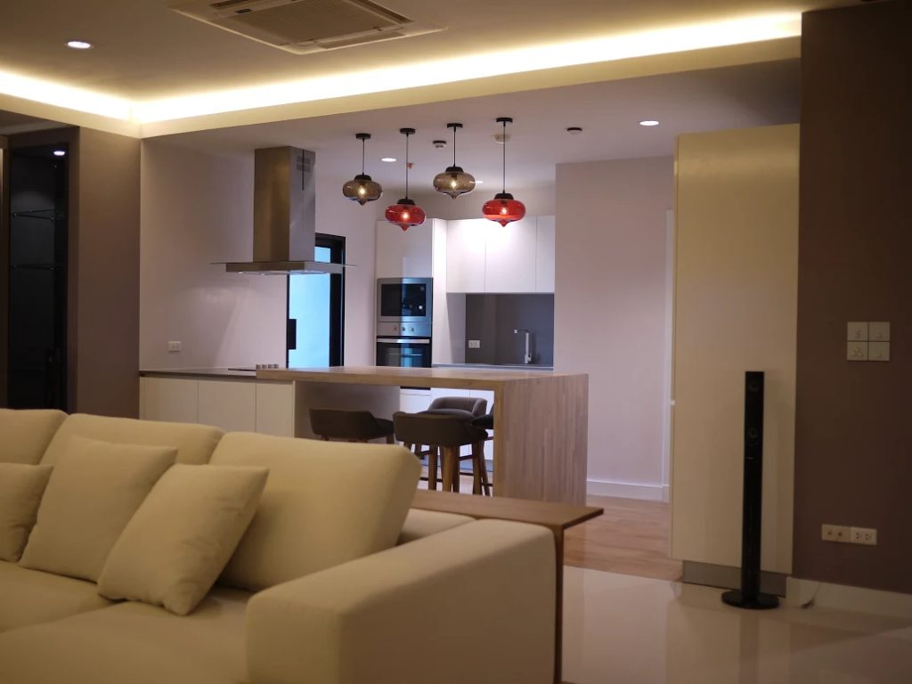 Every home need to have a smart system to controlling lights, Air condition, sound system and security system.