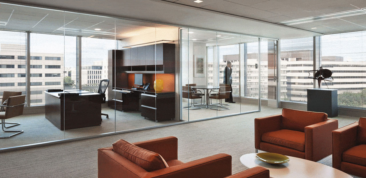 LT Smart Glass & Glazed Partitions